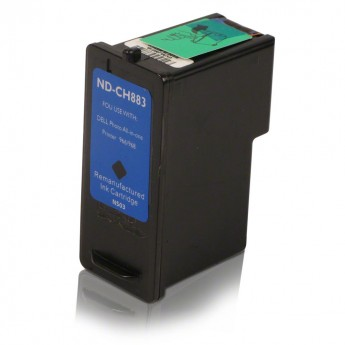 Dell Series 7 (CH883) Remanufactured High-Capacity Black Inkjet Cartridge