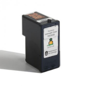 Lexmark 35 (18C0035) Remanufactured Ink Cartridge - Color - High Yield