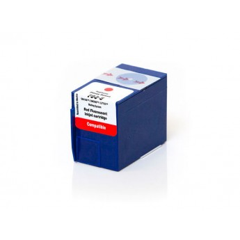 Pitney Bowes 793-5 Red Remanufactured Ink Cartridge