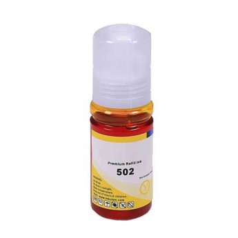 Epson T502 (T502420-S) Yellow Compatible Ink Bottle Carrotink