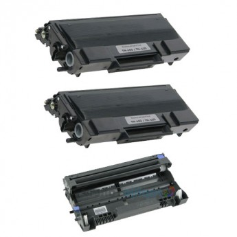 Brother TN650 and DR620 Compatible Toner & Drum Combo