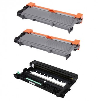 Brother TN660 and DR630 Compatible Toner & Drum Combo